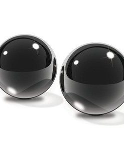 Bile FETISH FANTASY SERIES LIMITED EDITION MEDIUM BLACK GLASS BEN-WA BALLS - Producatori -