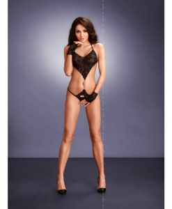 Body Elza Me-Seduce S/M negru - Body -