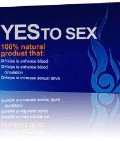 Capsule Yes To Sex - Erectii Puternice -