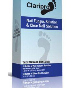 Claripro- Tratament pentru ciuperca unghiilor