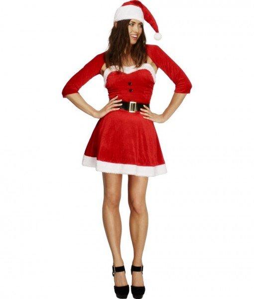 Costumatie sexy Santa Babe L – Costume Craciunite Sexy –