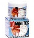Crema 30 Minutes Delay Creme pentru a intarzia ejacularea - Ejaculare Precoce -