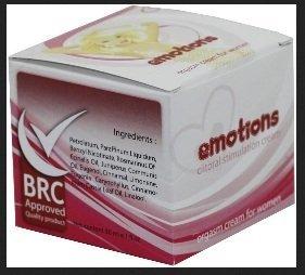 Crema Emotion pentru stimularea clitorisului si orgasme puternice la femei