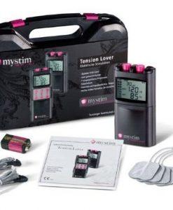 Cutie Electrica la care sa conectati accesoriile Mystim - Sex Shop -