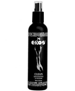 Dezinfectant Eros Clean 200ml - Igiena Jucarii Sexuale -