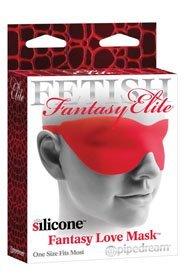 FF Elite Silicone Love Mask - Fetish si SM -