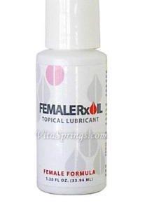 Female rx oil pentru o excitare imediata