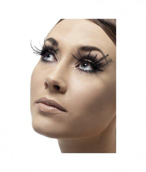 Gene false Black Feathers – Accesorii Sexy –