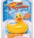 I RUB MY DUCKIE TRAVELSIZE YELLOW - VIBRATOARE CLITORIS -
