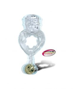 Inel Together Forever transparent - Inele Stimulatoare -