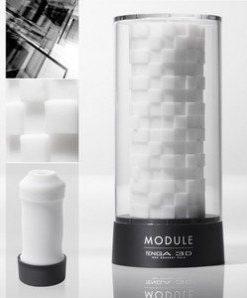 MASTURBATOR TENGA 3D MODULE - Sex Shop -