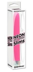 Neon Luv Touch Slims - VIBRATOARE SUBTIRI -