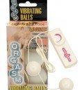 Orgasm Vibrating Ball - Bile si oua vibratoare -