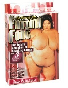 Papusa Gonflabila Fatima Fong Inflatable Doll - Cadouri Funny Party -
