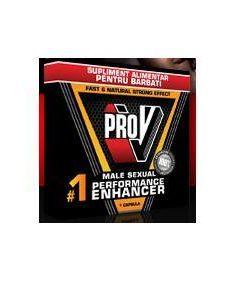Pilule ProV Pills pentru cresterea potentei si erectii foarte puternice - Erectii Puternice -