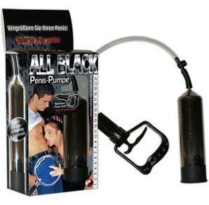 Pompa de vid All Black pentru cresterea penisului cat a unui negru – Marire Penis –