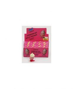 Prezervativ haios - saltaret - Cadouri amuzante -