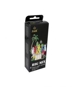 Prezervative Amor Big Mix 30buc - Prezervative -