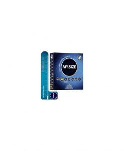 Prezervative My Size 49 3buc - Prezervative -