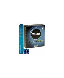 Prezervative My Size 60 3buc - Prezervative -