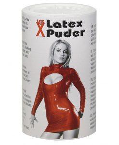 Pudra pentru latex - Intretinere Articole Latex -
