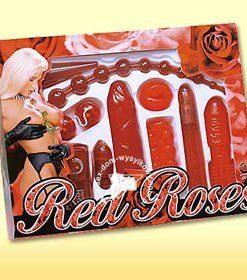 RED ROSES SET - Cadouri Martie -