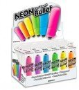 Set Vibratoare Neon Luv Touch Bullet Display - Oua Vibratoare -
