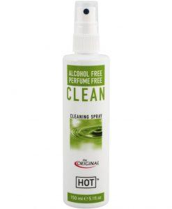 Spray Hot BioClean 150 ml - Igiena Jucarii Sexuale -