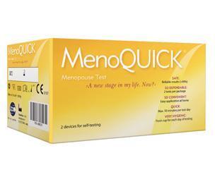 Test MenoQuick pentru determinarea existentei menopauzei