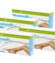 VARESIL PILLS pentru tratamentul intern natural al varicelor