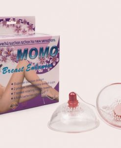 Vibrator pentru sani Momo Breast enhancer - VIBRATOARE SPECIALE -