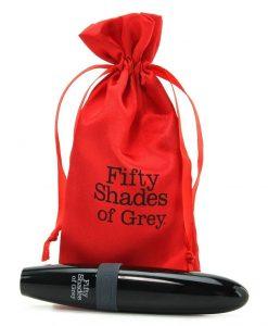 Vibrator reincarcabil pentru Clitoris 50 de Umbre ale lui Grey - 50 de Umbre ale lui Grey -