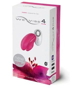 WE-VIBE 4 PLUS - VIBRATOARE DE LUX -