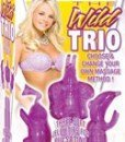 Wild Trio Purple - Stimulatoare clitoridiene -