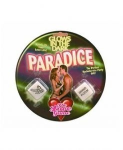 Zaruri fosforescente cu pozitii sexuale - Cadouri Funny Party -