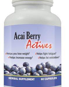 Acai Berry Actives- fructe de Acai pentru o slabire rapida si naturala - Sanatate Naturala -