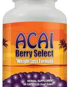 Acai Berry Select - formula antioxidanta pentru o slabire rapida folosind fructele Acai - Sanatate Naturala -