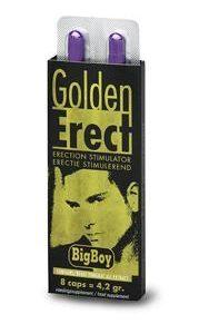 Big Boy Golden Erect 8 Capsule