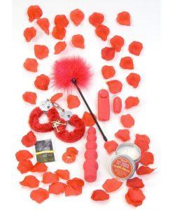 Cadou Red Romance Toy Joy - Seturi pentru Cuplu -