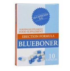 Capsule Blueboner pentru erectii puternice - Erectii Puternice -