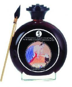 Ciocolata Shunga pentru pictat pe corp - Stimulente Sexuale Afrodisiatice -