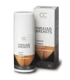 Crema CC Fabulous Breasts Cream pentru a avea sani fabulosi