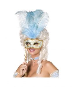 Masca Fantasy Baroque - Bijou Boutique - Masti Sexy -