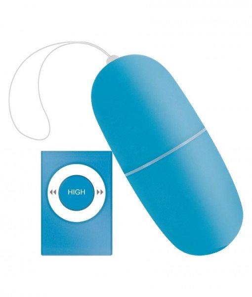 Ou vibrator Lovely Egg Motion albastru – Oua Vibratoare –