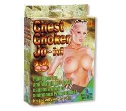 Papusa gonflabila Chest Choker Jo Doll - PapusiGonflabile -