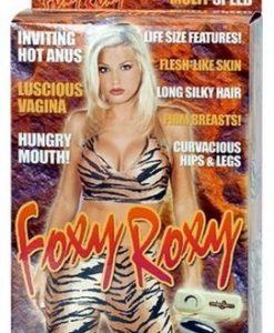 Papusa gonflabila Foxy Roxy - PapusiGonflabile -